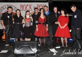 Fiesta de presentación Rock & Roll Club Valladolid